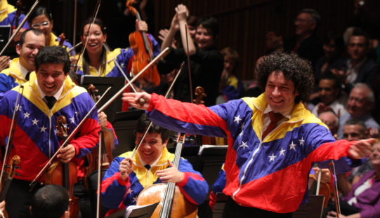 ¿Por qué fue cancelada la gira de Dudamel con la orquesta juvenil de Venezuela por EE.UU?