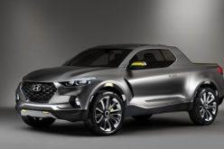 """Hyundai apuesta por la """"pick up"""" Santa Cruz para reactivar sus ventas"""