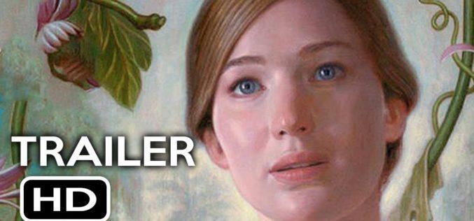 ¡Mother!: el tráiler del perturbador thriller psicológico está aquí