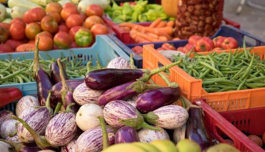 Las comidas tradicionales nutren el cuerpo y la mente