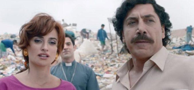 """""""Loving Pablo"""": Javier Bardem encarna a Pablo Escobar"""