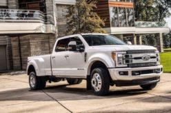 Ford presentó la lujosa F Super Duty Limited