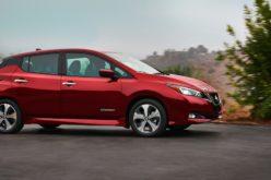 Nissan presentó la nueva generación de su silencioso y eléctrico Leaf