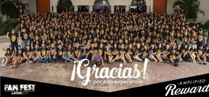 Fam Fest Latam 2017: Riviera Maya recibió a los mejores