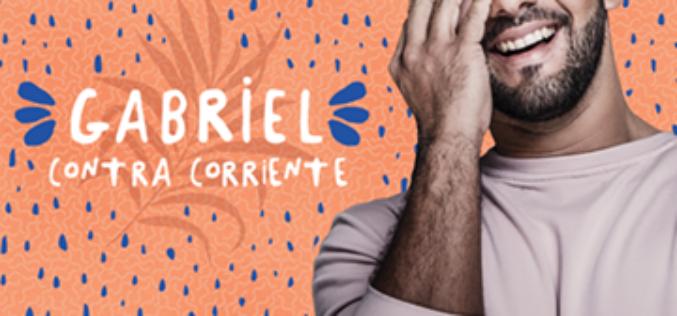 """Gabriel estrena nuevo sencillo y video: """"A tan solo una hora"""""""