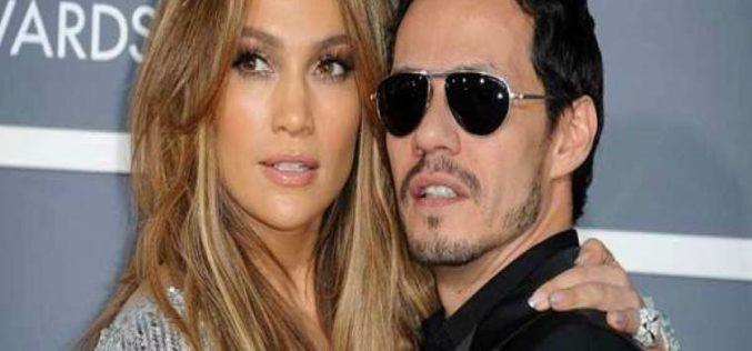 "Jennifer López y Marc Anthony se unen en ""Somos una voz"""