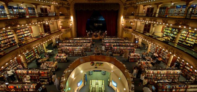 Ateneo Grand Splendid: una de las librerías más importantes del mundo está en Buenos Aires