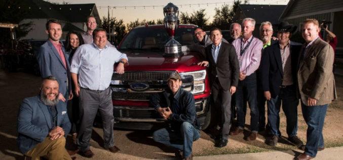 """La Ford F-150 2018 ganó el galardón de la """"Camioneta de Texas"""""""