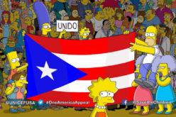 The Simpsons se solidariza con Puerto Rico