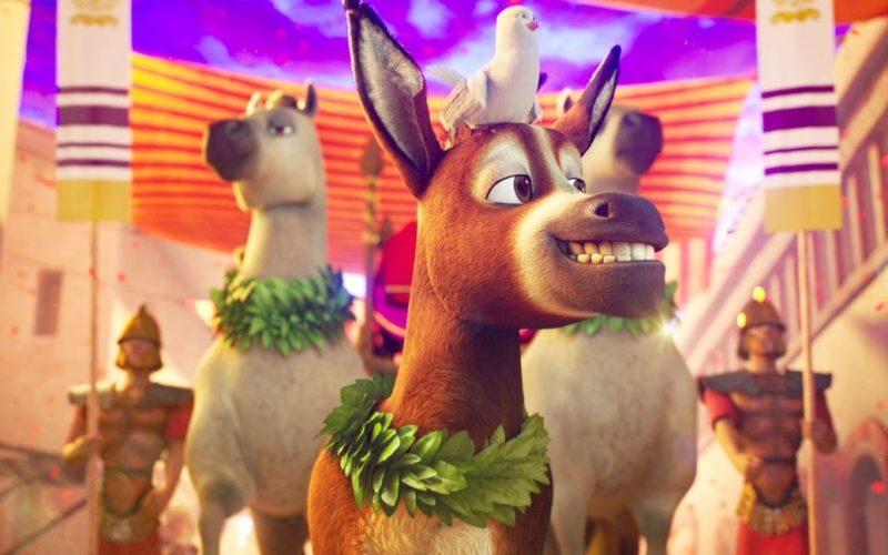 """Lanzan tráiler de """"The Star"""": la navidad contada por los animales del pesebre"""