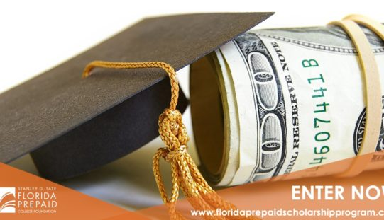 Florida Prepaid College Foundation proporciona universidad gratuita a 10 estudiantes