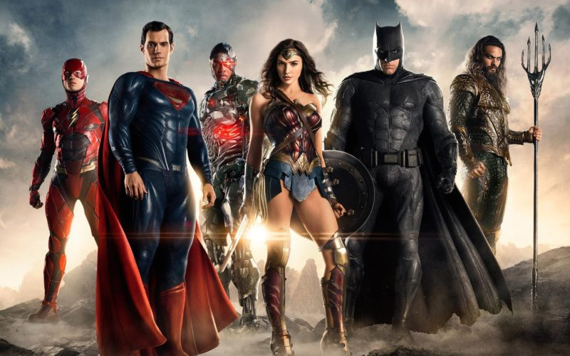 Espectacular tráiler final de Justice League