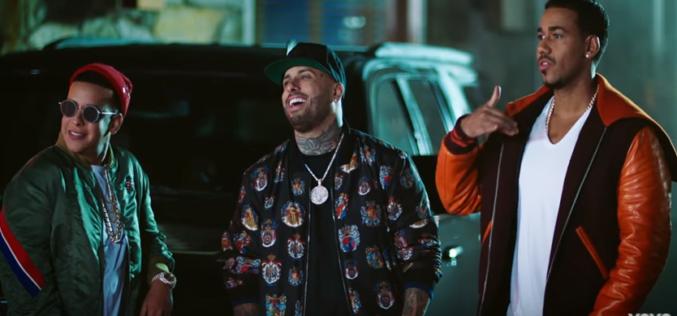 """Romeo Santos, Daddy Yankee y Nicky Jam estrenan video de """"Bella y Sensual"""""""