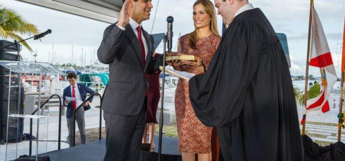 """Francis Suárez: """"Nunca me imaginé convertirme en Alcalde de Miami"""""""