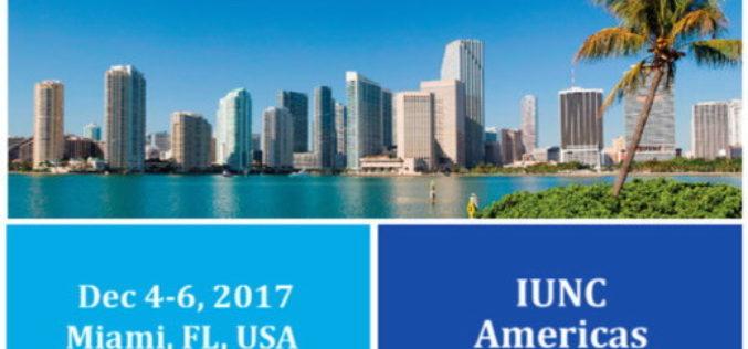Conferencia IUNC Américas 2017 se realizará en Miami