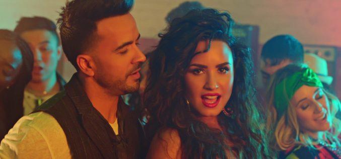"""Luis Fonsi lanza """"Échame la culpa"""" junto a Demi Lovato"""