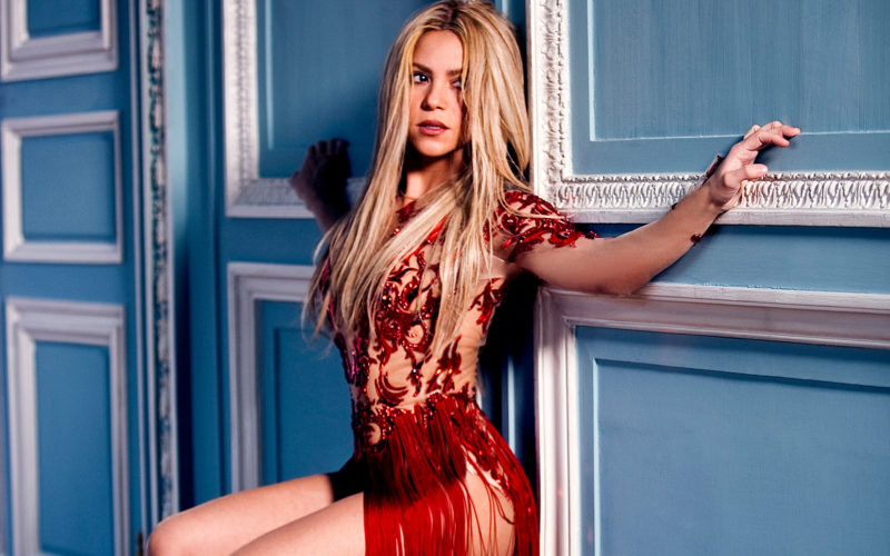¿Qué hace Shakira para mantenerse esbelta?