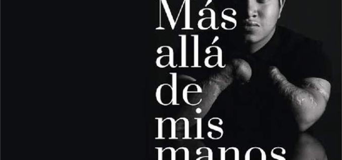 """Franklin Mejías Castellanos presentá su libro """"Más allá de mis Manos"""""""