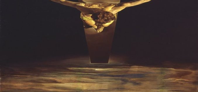 Al Cristo de San Juan de la Cruz de Salvador Dalí