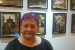 """Ena Columbié le rinde tributo al Ecuador con la exposición """"Otavalo"""""""