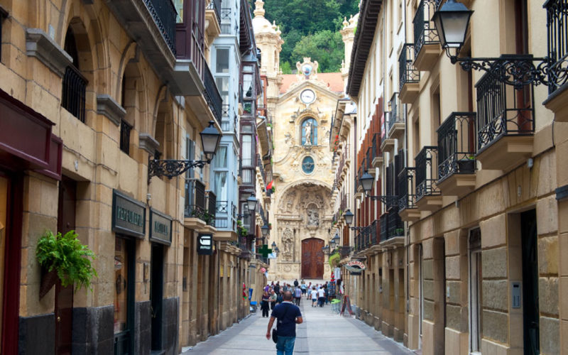 San Sebastián en España, elegida el «Mejor Destino Gastronómico del mundo»