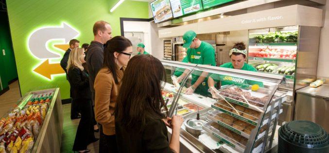 Subway inicia campaña global contra el hambre