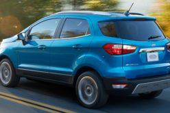 Ford le agrega pimienta al segmento de los Crossovers con el Ecosport