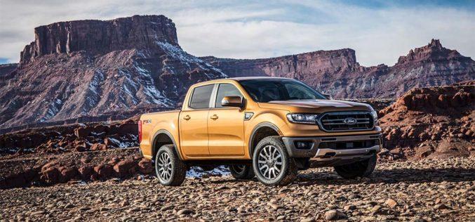Ford presentó la esperada camioneta Ranger del 2019