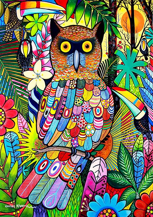 Artistas plásticos venezolanos exponen su arte en Miami.