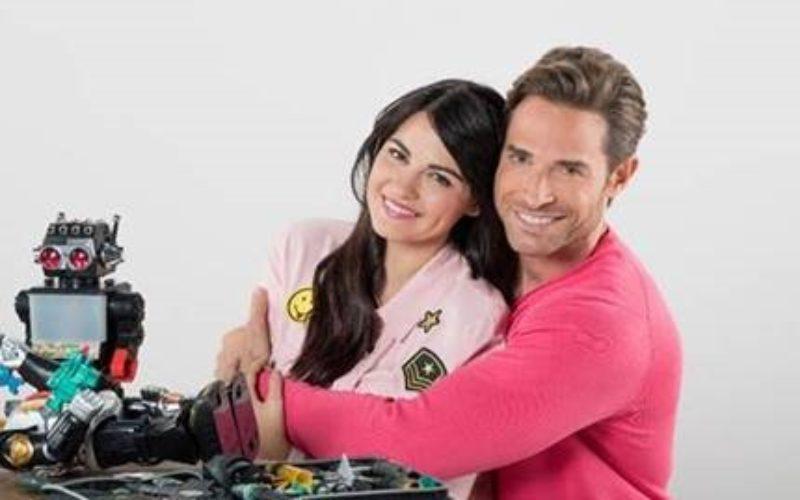 "Maite Perroni y Sebastián Rulli protagonizan ""Papá a toda Madre"""