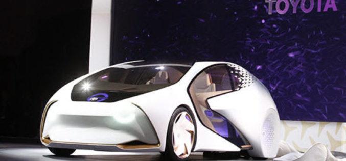 El show de CES muestra las futuras tendencias tecnológicas de las automotrices
