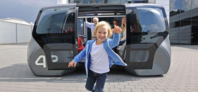 Volkswagen producirá carros autónomos
