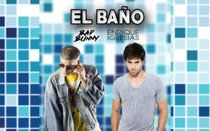 """Enrique Iglesias y Bad Bunny estrenan el sencillo """"El Baño"""""""